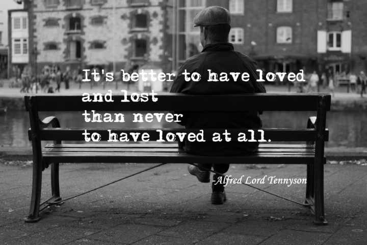 It's better to have loved
