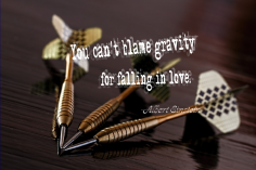 You can't blame gravity